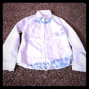 Justice: Button Down size 7
